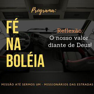 O NOSSO VALOR DIANTE DE DEUS