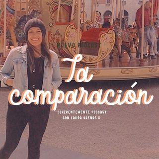 ¿Qué necesidad de compararme?
