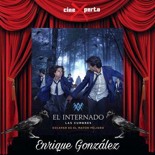 """CineXperto """"Internado Las Cumbres"""" Entrevista con Asia Ortega y Paul Salazar"""