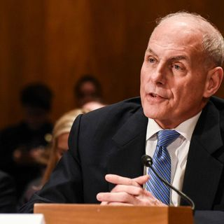 Homeland Security Head Hails New Bills In Congress