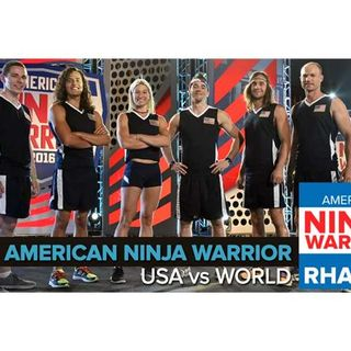 American Ninja Warrior | USA vs the World 2017 Podcast