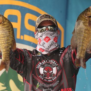1 on 1 with Bassmaster Elite Angler David Mullins