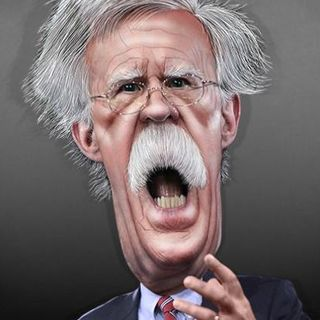 John Bolton Said It's Good to Lie About War +