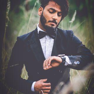 Il vezzo dello sposo: la barba