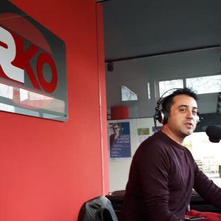 Intervista in studio ad Emanuele Barbati