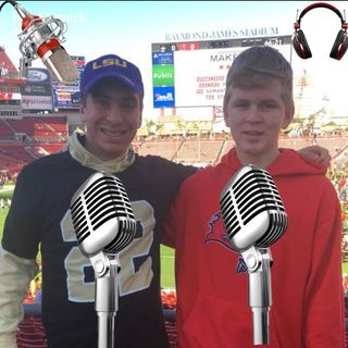 Let's talk Sports by JG Boyz