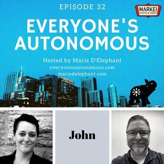 Episode 32: John