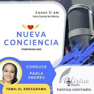 Nueva Conciencia con Paola Andreu