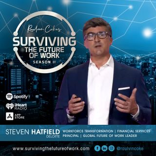 2019 Global Human Capital Trends with Deloitte's Steven Hatfield Global Future of Work Leader