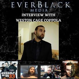 Weston Cage Coppola talks Assault on VA-33, Metal and Mortal Kombat!