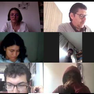 Primera emisión del noticiero 'Sin Contratiempos' de Periodismo UR