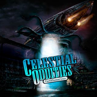 Celestial Oddities: PairOfNormal Guys