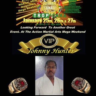 Martial Science With DrPaul GM Talks With Hanshi Johnny Hunter