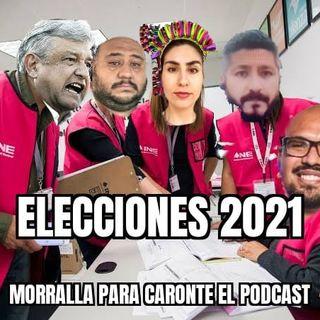 E10 Elecciones y campañas 2021 #distopicatemporada