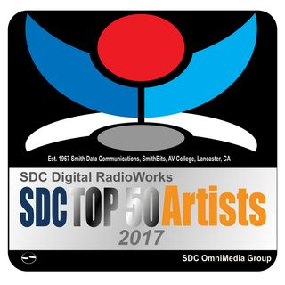 SDC TOP 50 WORLD MUSIC ARTISTS FOR 2017 - SHOW #5 (1-10)