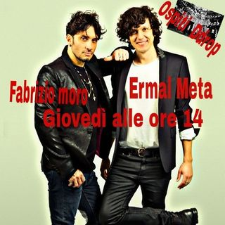 Ermal Meta Fabrizio Moro Album ospiti Ddrop
