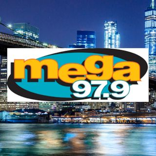 James Fuentes en la Mega 97.9  New York