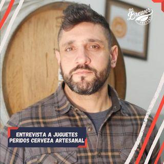 Entrevista a JUGUETES PERDIDOS Cerveza artesanal 🤖