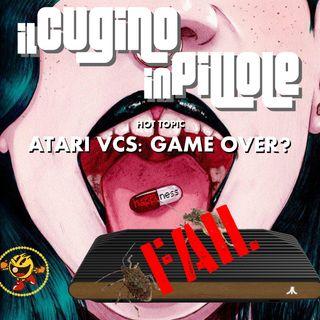 Atari VCS - Game Over