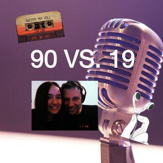 76 - Grafite - 90 VS 19 La musica di Fabio contro la musica di Giulia