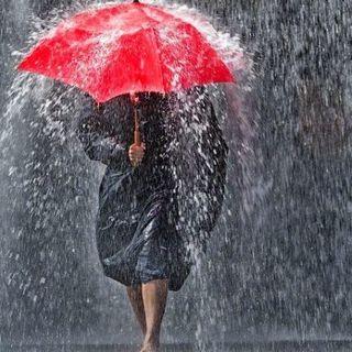 Come quando fuori piove...