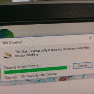 What I Check When I Do A Disk Cleanup