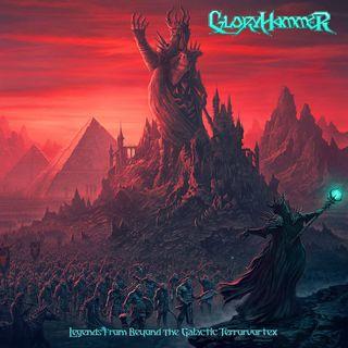 Metal Hammer of Doom: Gloryhammer - Legends from Beyond the Galactic Terrorvortex