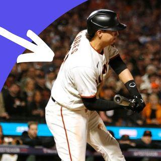 MLB: ¿Pasó o no pasó el bate Wilmer Flores_ Polémica decisión del árbitro Gabe Morales