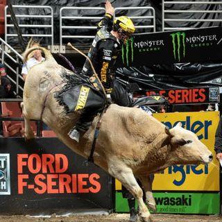 Special Guest: Professional Bull Rider Matt Triplet