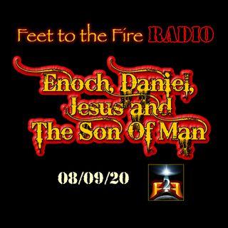 F2F Radio: Enoch, Daniel, Jesus and the Son of Man
