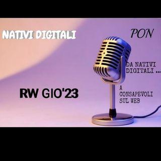 RW Gio'23 consapevoli sul web