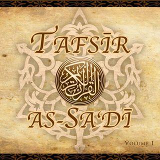 05 Saturdays: Tafsir As-Sa'dī