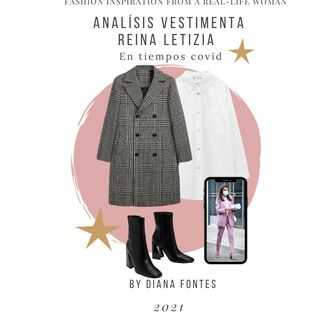 12 Analisis vestimenta Reina letizia