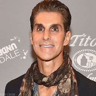 It's Mike Jones: Perry Farrell