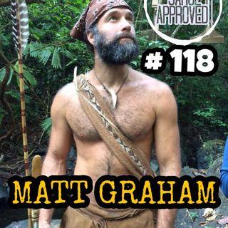 #118 Matt Graham