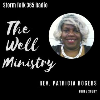 The Well Ministry w/ Rev.Pat - FAITH IS - THE WOMAN WITH A ISSUE