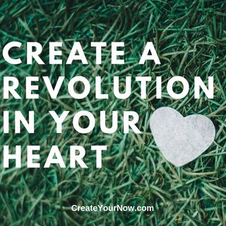 1599 Create a Revolution in Your Heart