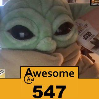 Serious Grogu | AwesomeCast 547