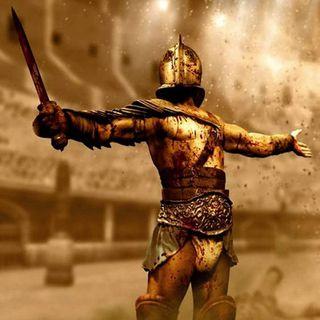 Turno Extra 001 - Juegos de Gladiadores