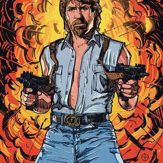 Is Chuck Norris a Prepper?! - The Next Generation Show