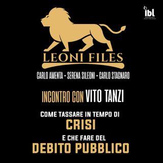 Come tassare in tempo di crisi (e che fare del debito pubblico) - Incontro con Vito Tanzi