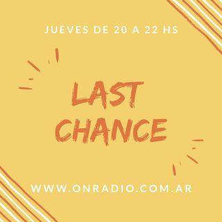 Last Chance 6 de diciembre
