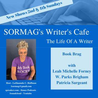 Book Brag with Leah Michelle Forney, W. Parks Brigham, Patricia Sargeant  Season 5 Episode 1