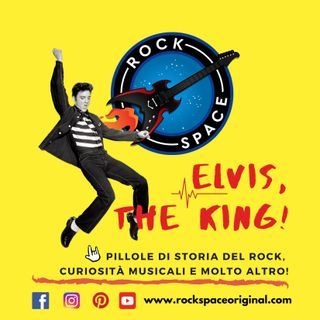 Storia del Rock: Elvis Presley - Il Re del Rock and Roll!
