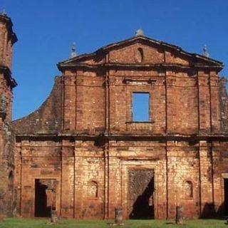 112 - Le reducciones dei Gesuiti in sud America