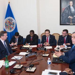 Informe de la Comisión especial de la OEA señala  «alteración del orden constitucional» en Nicaragua