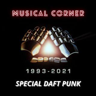 MUSICAL CORNER - Daft Punk