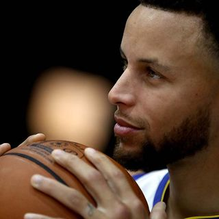 Warriors Star Steph Curry Continues To Inspire