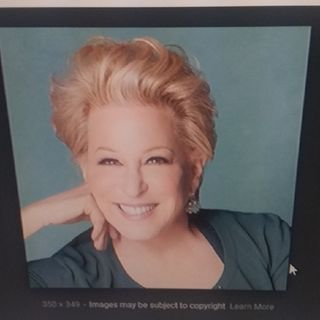 Bette Midler, Negro Please!