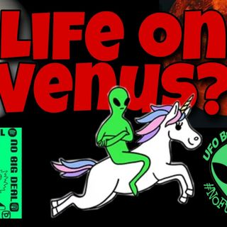 YouTube EP10: Thursday Night Freakout- Signs of Life on Venus With The No Big Deal Podcast